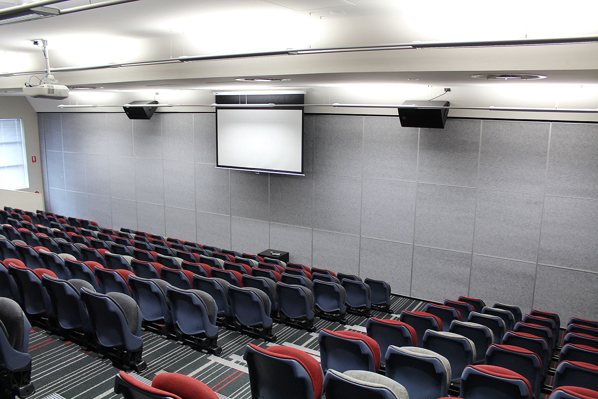 Intergrated Audio Solutions Bethany Christian School