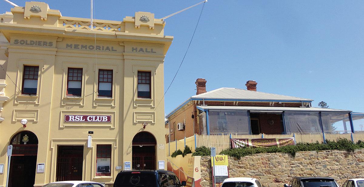 Semaphore Port Adelaide RSL Sub-Branch
